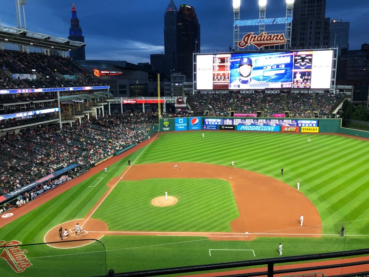 Off-Route: The Cleveland Indians and Progressive Field