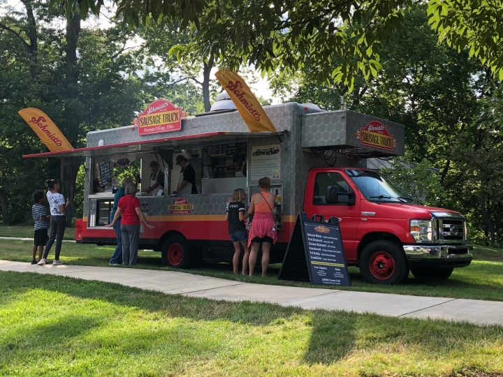Schmidt's Sausage Truck